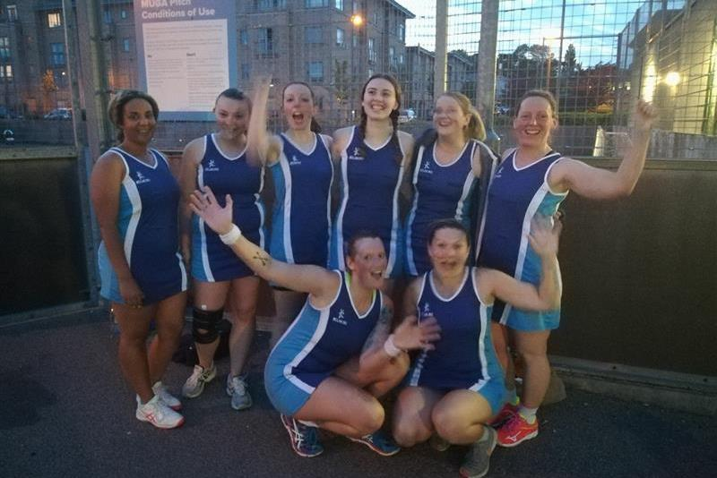 Wingrave Back to Netballers Do the Double!!