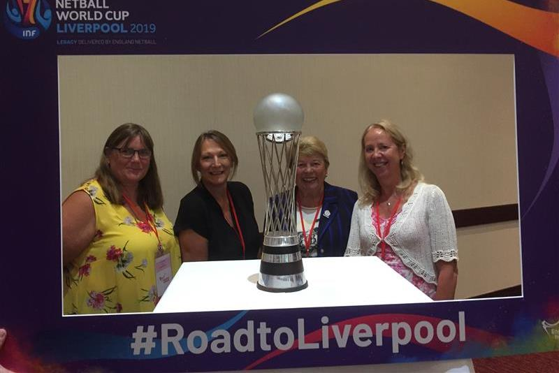 South at the Road to Liverpool Conference