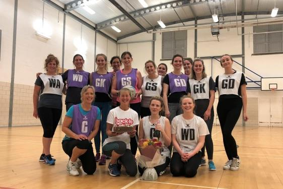 100,000 women are taking a shot at Back to Netball
