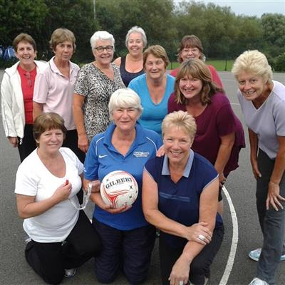 Walking Netball Sessions